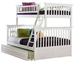 Bunk Bed With Trundle Columbia Bunk Bed With Trundle Bed
