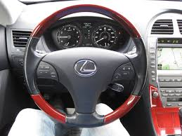 lexus es 350 navigation 2008 lexus es 350 loaded navigation rearview back up camera heated