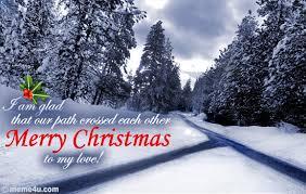 merry christmas my love christmas love card love e card on