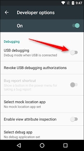 debugging android how to access developer options and enable usb debugging on android