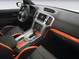 volkswagen amarok interior volkswagen amarok power concept updated for 2014 worthersee