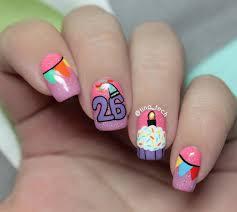 birthday nail art ideas images nail art designs