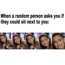 Ariana Grande Meme - 20 of the best memes of ariana grande being scared gurl com gurl com