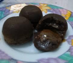 chocolava kukus resep cara membuat mini choco lava coklat