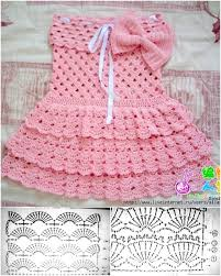 pattern dress baby girl 16 patterns for cute crochet girls dresses