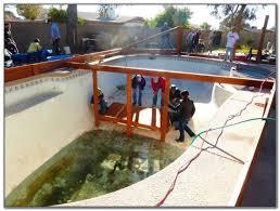 build a pool deck plans decks home decorating ideas 10wrwlemqx