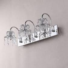 Chrome Bathroom Vanity Light Possini Design Strand 25 3 4 Wide Bath Light