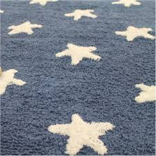Star Rug Company Rugs Navy Star Rug Lorena Canals Petit Home
