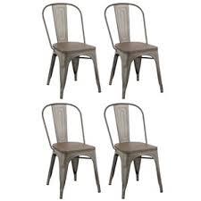 Wooden Bistro Chairs Metal Kitchen U0026 Dining Chairs You U0027ll Love Wayfair