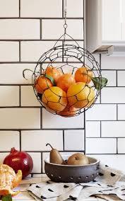 fruit basket ideas best hanging fruit baskets ideas on wire basket lanzaroteya kitchen