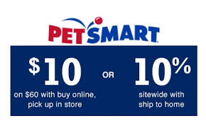 petsmart deals save 10 or 10 60 southern savers