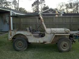 old military jeep willys jeep hanson mechanical