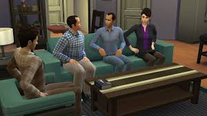 a game about nothing u0027 seinfeld sims 4 thesims
