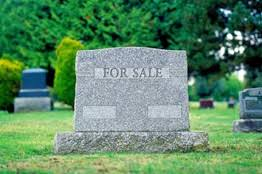 cemetery plots for sale selling the family plot wsj