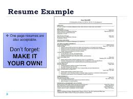 How To Set Up A Resume How To Create A Winning Resume