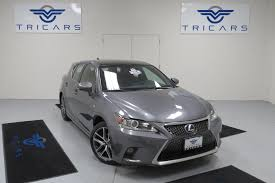 lexus for sale ct 2014 lexus ct 200h f sport stock 195171 for sale near