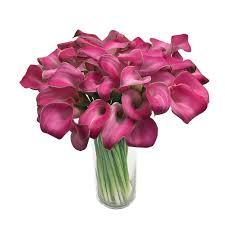 pink calla pink calla bouquets beautiful calla bouquets from