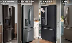 what color cabinets with slate appliances top 4 trends in kitchen appliances