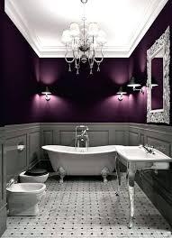 modern victorian bathroomretro purple bathroom 1 modern twist on