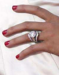 Huge Wedding Rings by 42 Best Rings Images On Pinterest Rings Matching Wedding Bands