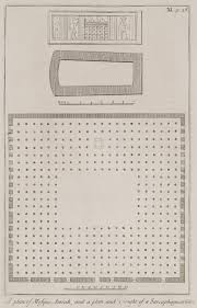 floor plan of a mosque view and plan of egyptian sarcophagus from cairo floor plan of