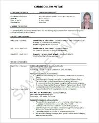 modern resume exle resume template table free for microsoft word excel vasgroup co