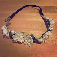 hair wreath accessories flower crown hair wreath for weddings prom fairs