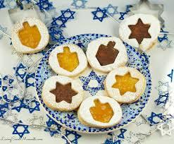 Hanukkah Cookies Hanukkah Jelly Cookie Recipe Living Sweet Moments