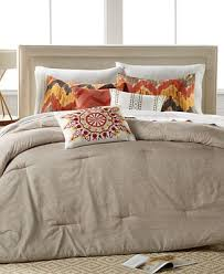 Macy Bedding Comforter Sets Closeout Cape Town 6 Pc Comforter Set Created For Macy U0027s Bed