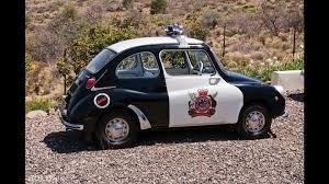 1970 subaru 360 subaru 360 police car