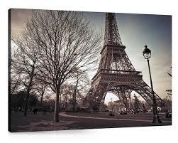 Large Eiffel Tower Statue Wall Art Amusing Paris Canvas Wall Art Paris Canvas Art Amazon