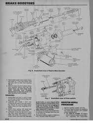 Ford Diesel Truck Brake Problems - i have a 1987 ford f700 truck with hydralic brakes and the