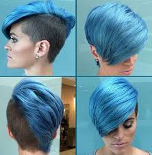 funky hairstyle for silver hair best 25 funky short haircuts ideas on pinterest funky short