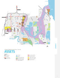 Red Line Map Chicago by Houseal Lavigne Associates Chicago Neighborhoods Now