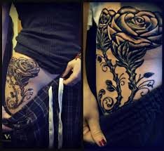 57 mind blowing hip tattoos
