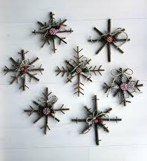 charming snowflake ornaments you can make at home craft
