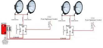 wiring diagram for off road lights wiring wiring diagrams collection