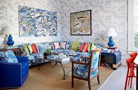 get inspired by beautiful traditional wallpapered rooms