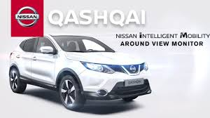 nissan qashqai youtube 2016 nissan qashqai n vision with intelligent around view monitor avm