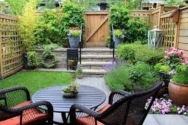 Pictures Of Patio Gardens How To Get The Most Out Of A Tiny Garden Space Mnn Mother