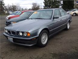 bmw 5 series for sale bmw 5 series for sale in tacoma wa carsforsale com