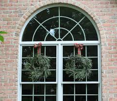window wreaths how to hang a wreath on your window wreath hanging information