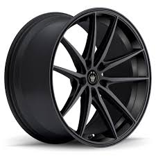 black wheels oversteer konig wheels