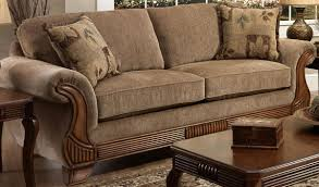 traditional sofa fabric traditional sofa u0026 loveseat set w optional items