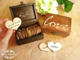 wood gifts for him 30 reasons i you because wooden heart message rustic