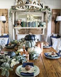 styled set tour thanksgiving entertaining cotton stem