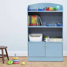 Blue Bookcases Blue Bookshelf Blue Paneled Den With Dark Blue Built In Bookcases