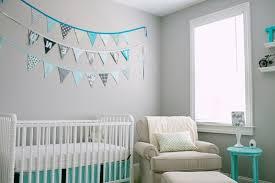 idee decoration chambre bebe chambre bébé bleue aqua