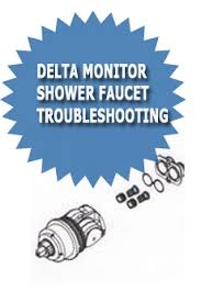 Delta Single Lever Shower Faucet Repair Delta Monitor Shower Faucet Troubleshooting U0026 Repair Guide