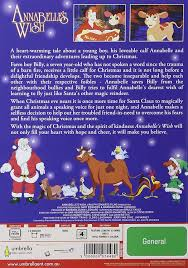 annabelle s christmas wish annabelle s wish randy travis tv